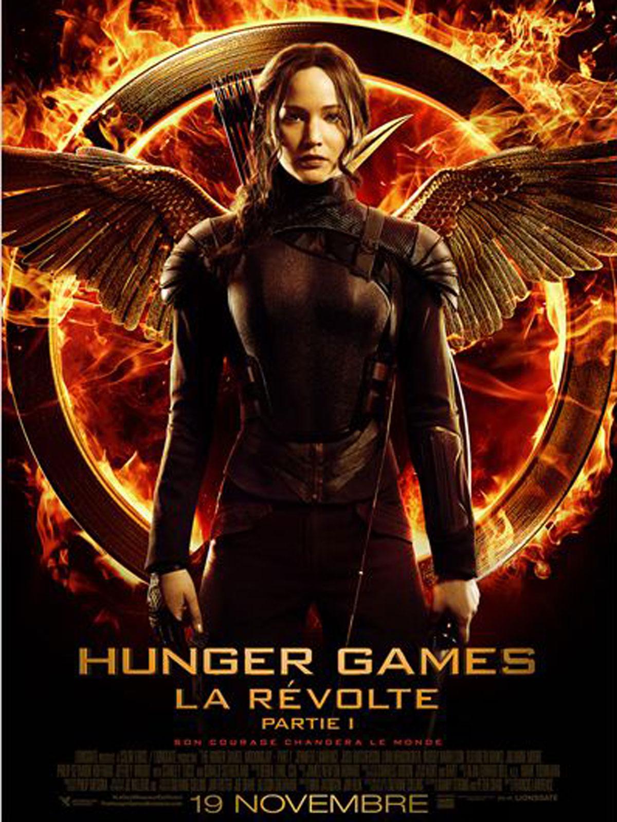 Hunger Games - La Révolte : Partie 1 dvdrip