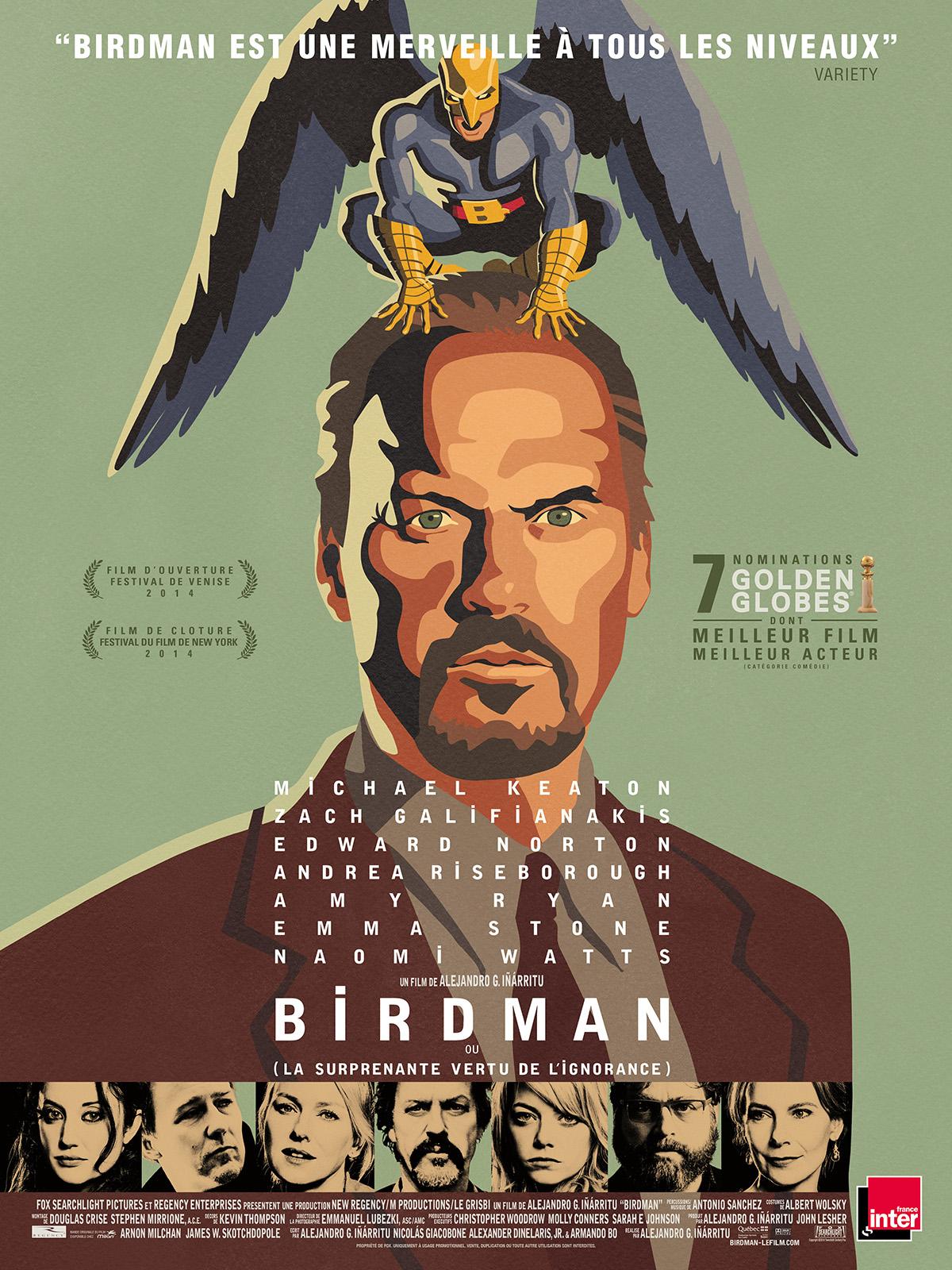 Birdman VOSTFR BDRiP