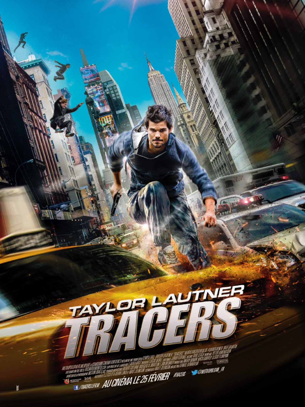 Tracers (VO)