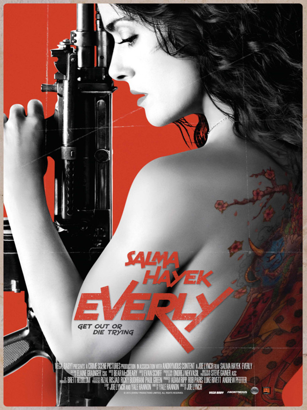 Everly VOSTFR DVDRiP