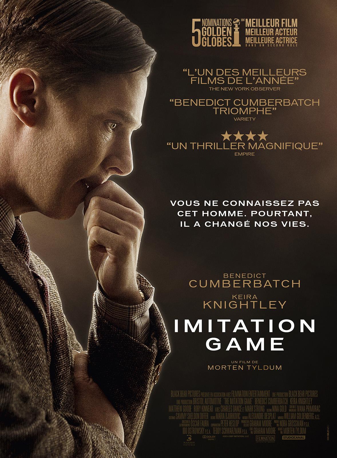 Imitation Game VOSTFR BDRiP
