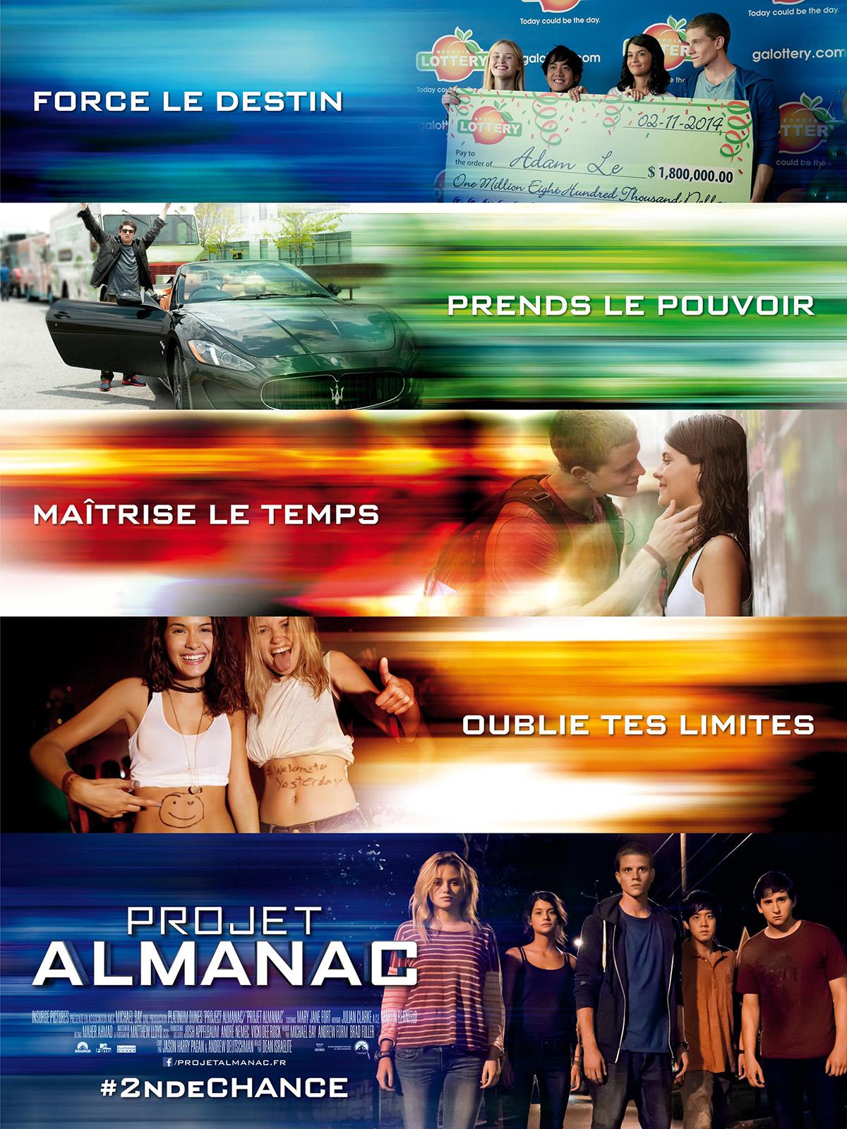 Projet Almanac (VO)
