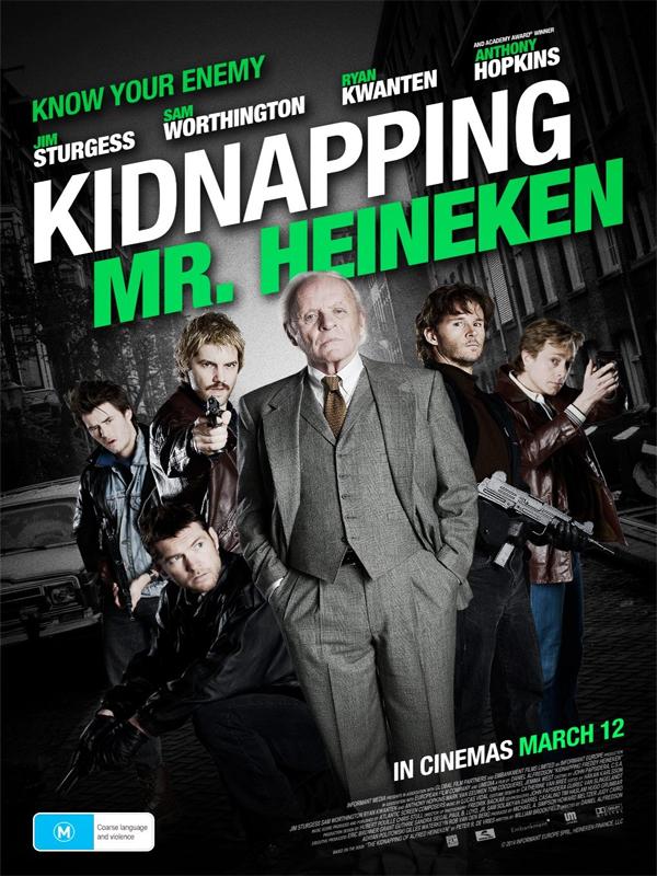 Kidnapping Mr. Heineken (VO)