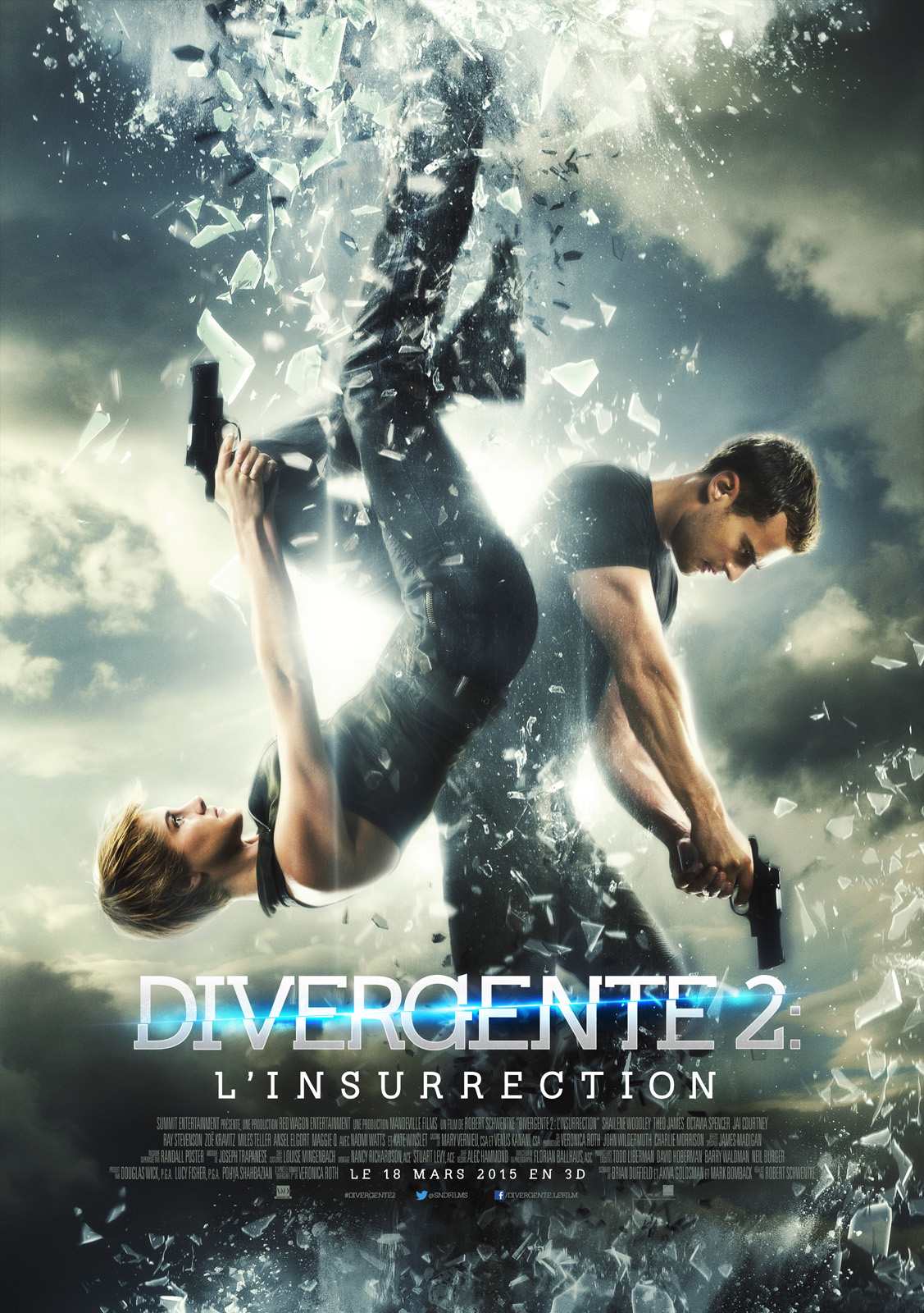 Divergente 2 : l'Insurrection (Insurgent)