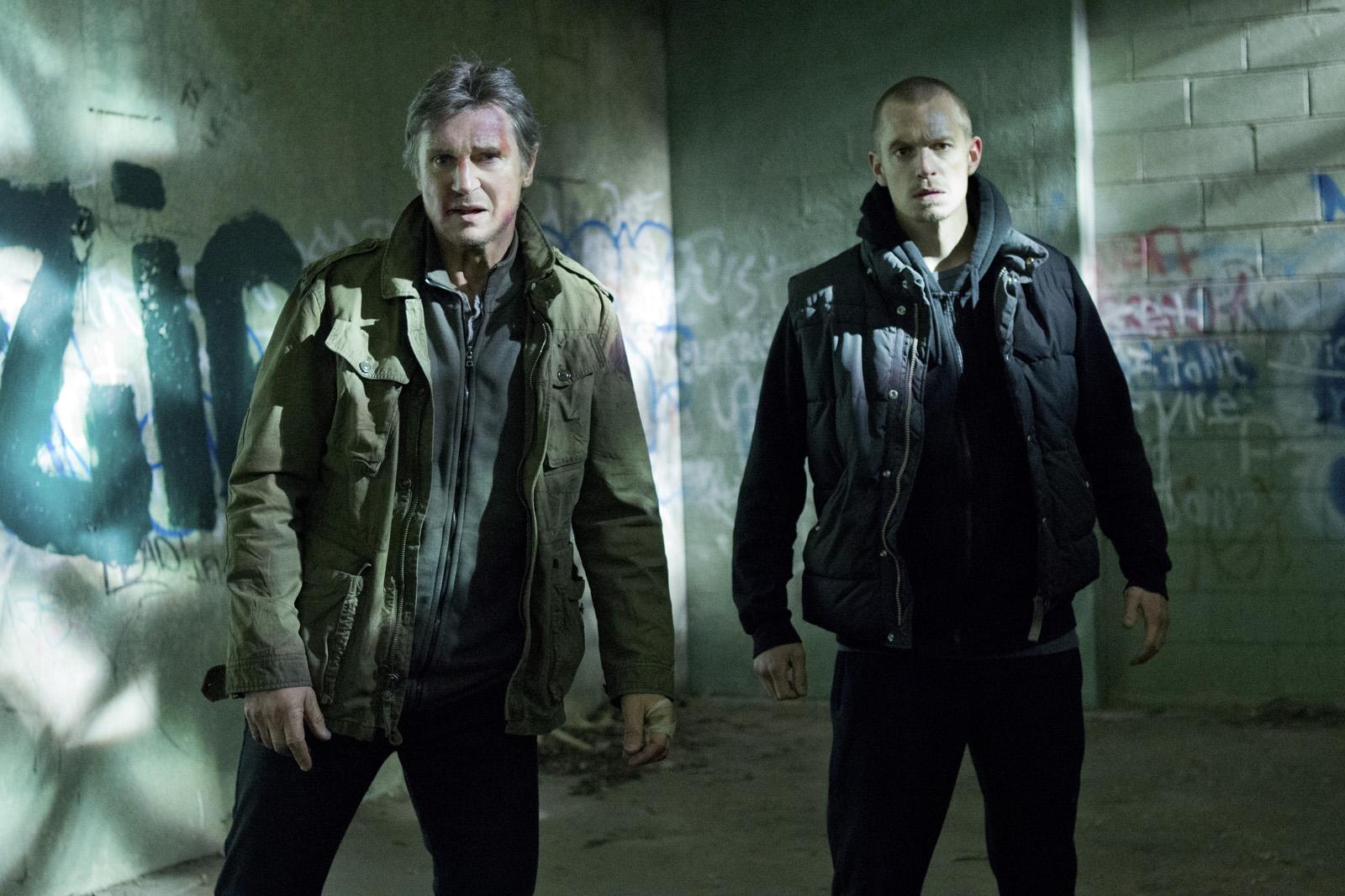 Night Run - Liam Neeson & Joel Kinnaman