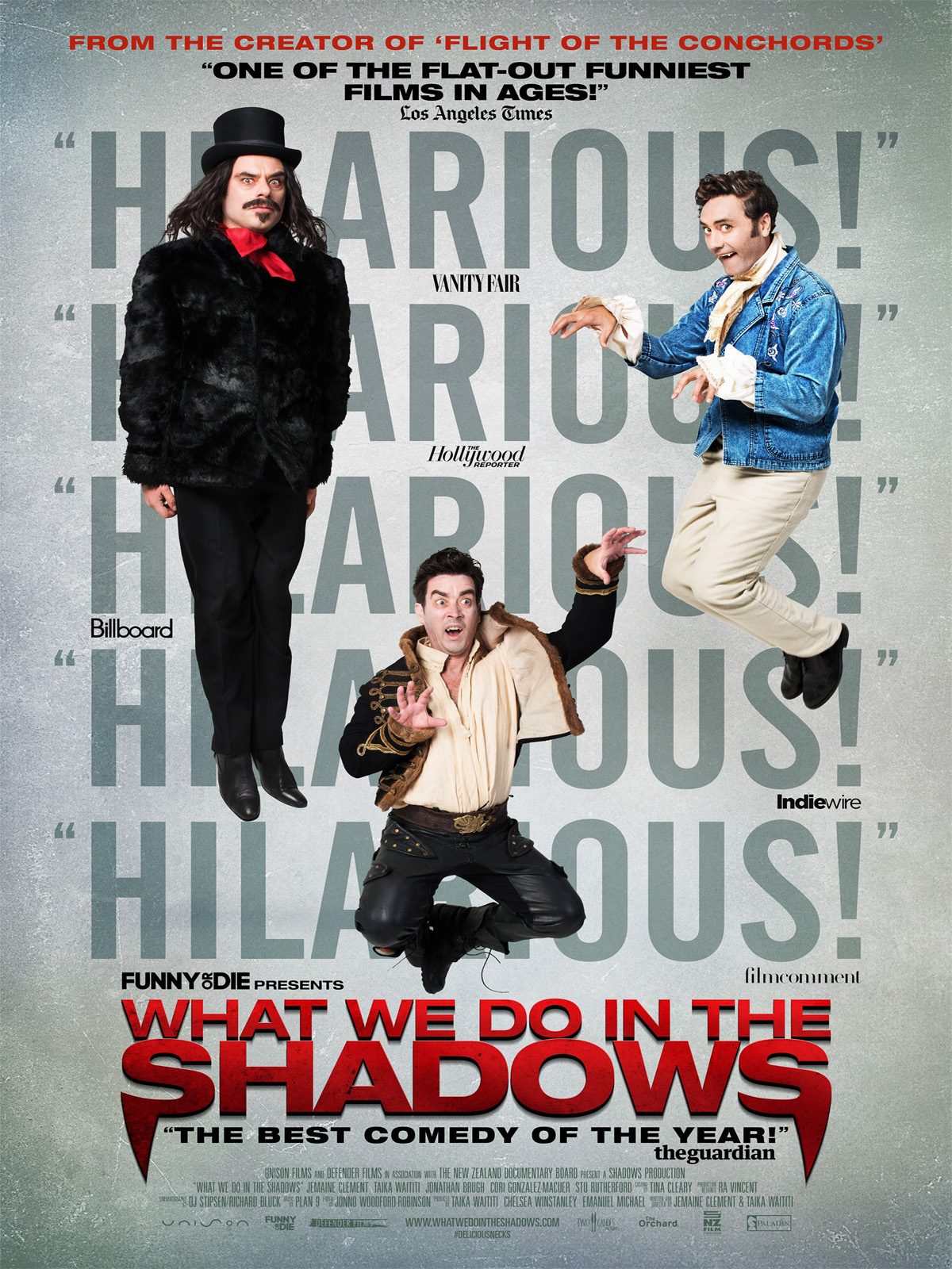 What We Do in the Shadows VOSTFR BDRiP