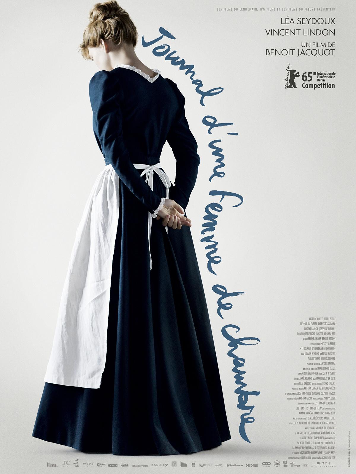 Journal d une femme de chambre film 2015 allocin for Chambre 13 film