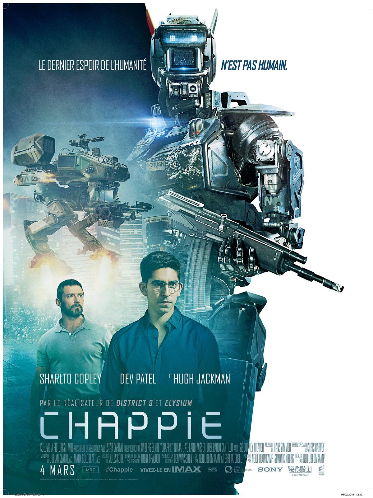 Chappie dvdrip