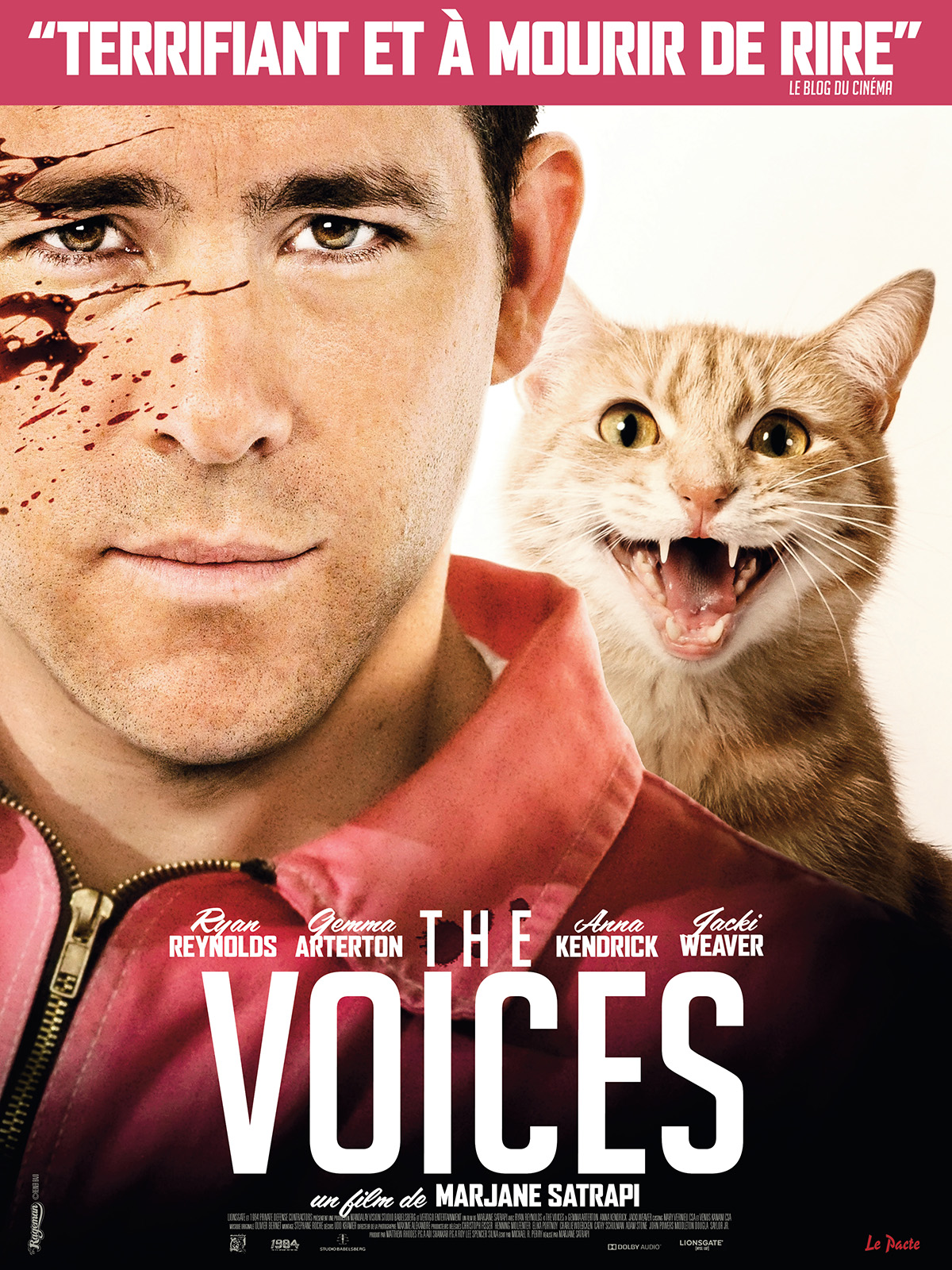 The Voices dvdrip