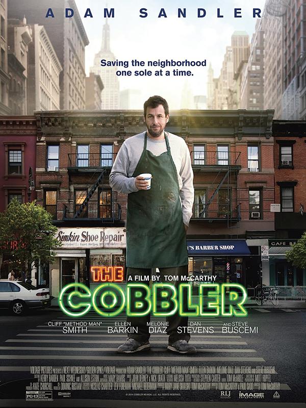 The Cobbler dvdrip