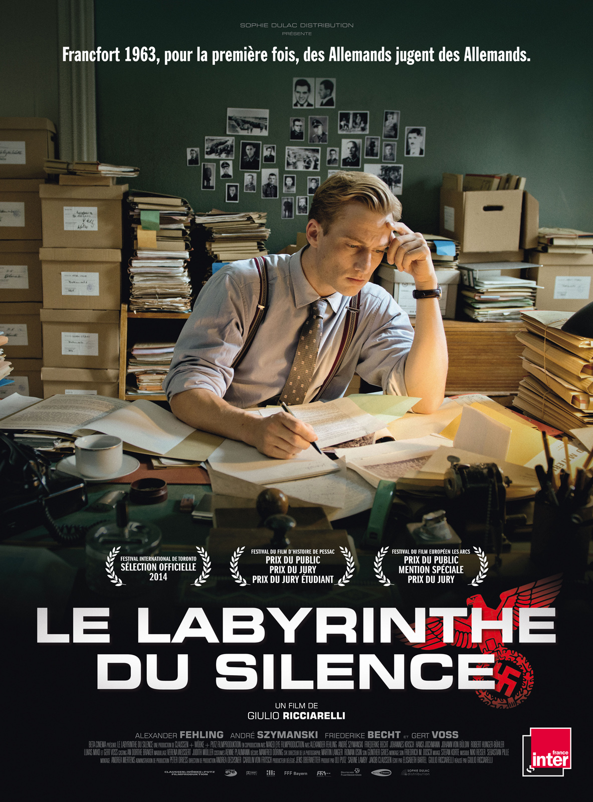 Le Labyrinthe du silence FRENCH BDRiP