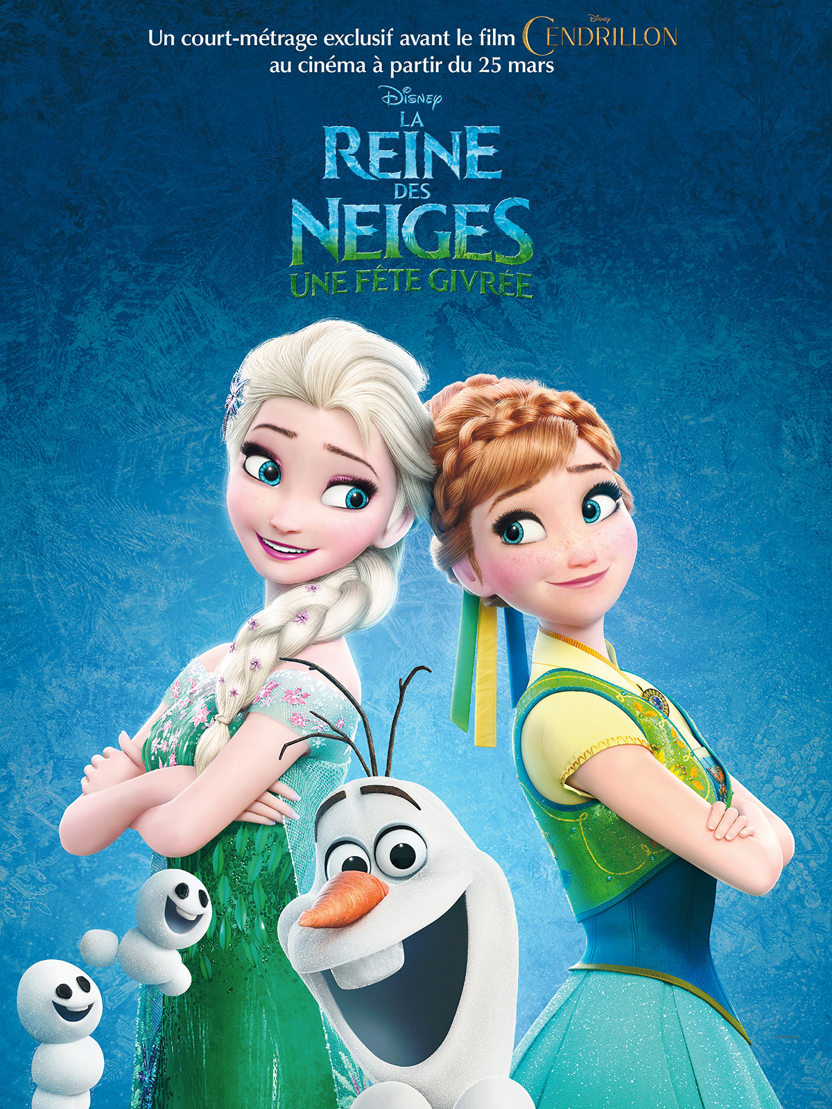 La Reine Des Neiges [BLURAY 1080p | FRENCH]