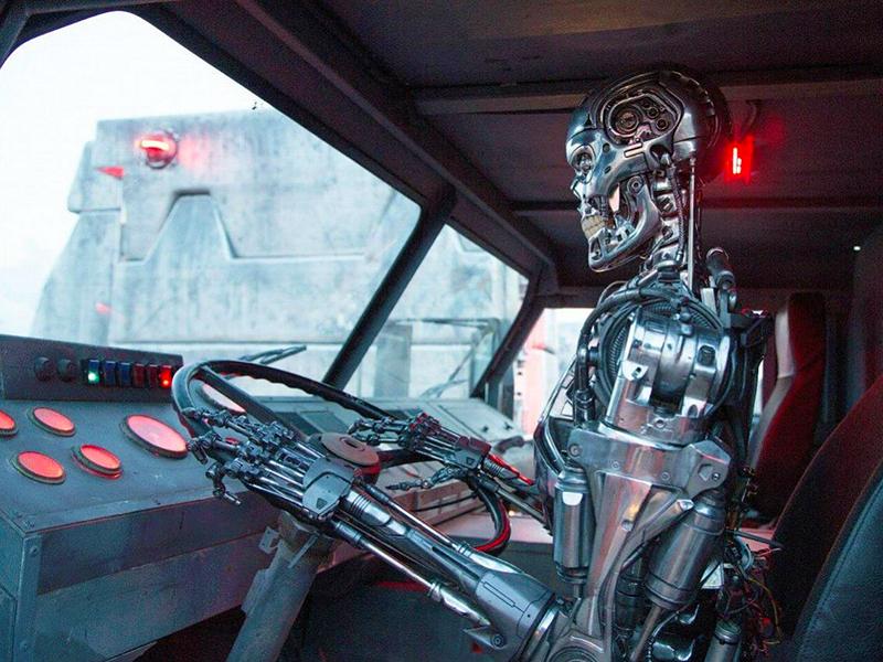 O Exterminador do Futuro: Gênesis - Foto