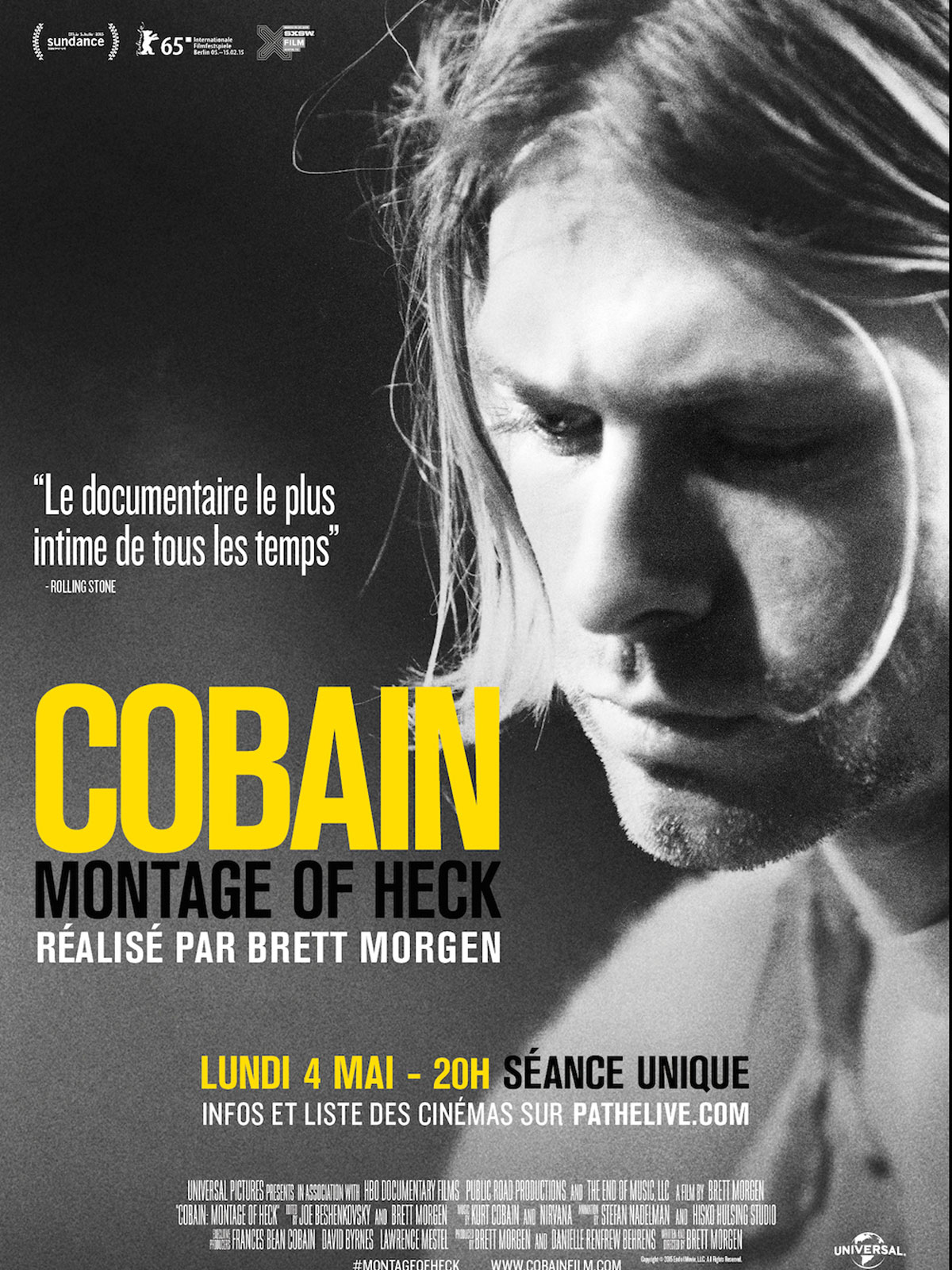 Kurt Cobain : Montage of Heck dvdrip