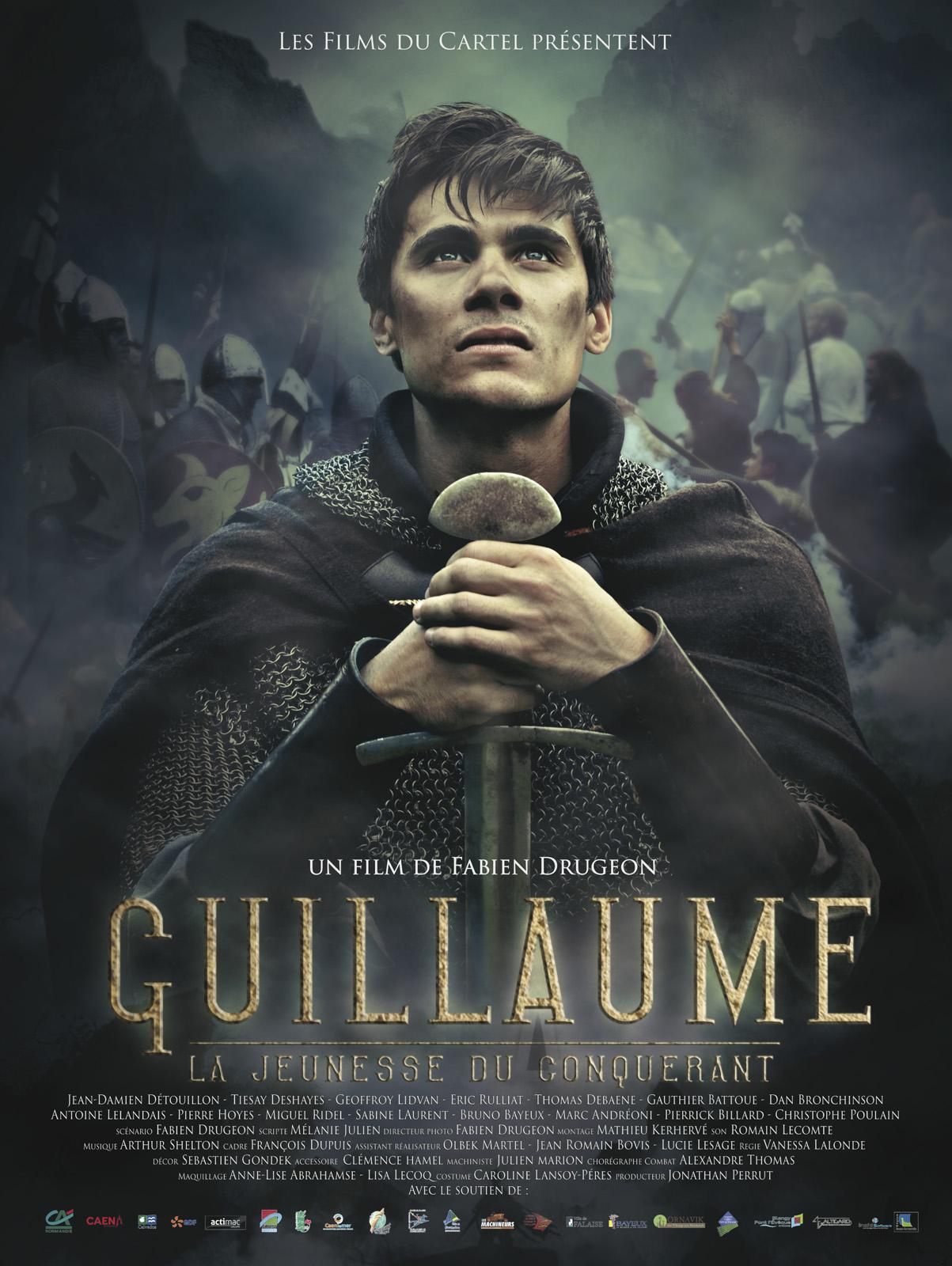 Guillaume – La jeunesse du conquérant