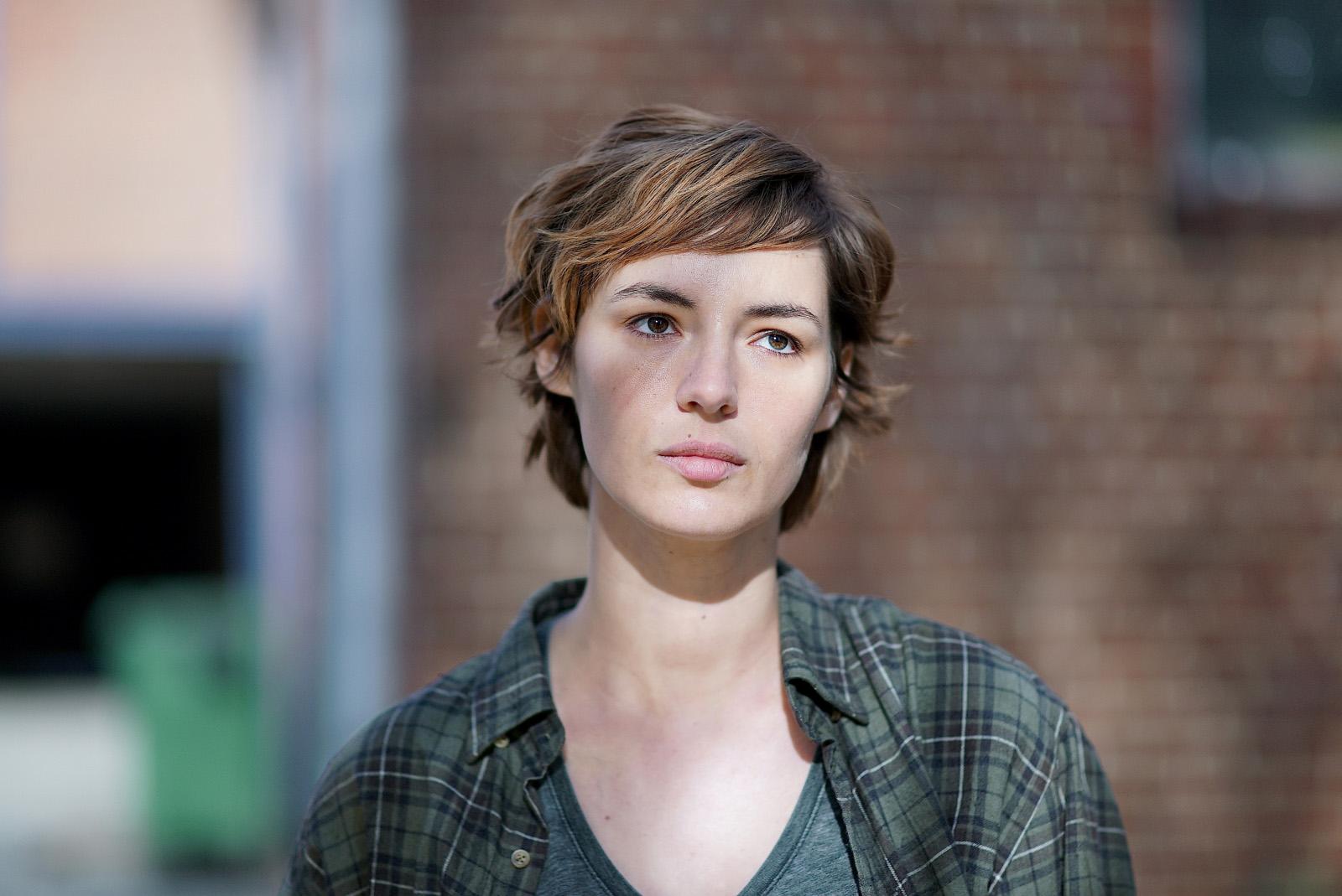 Je suis un soldat - Louise Bourgoin