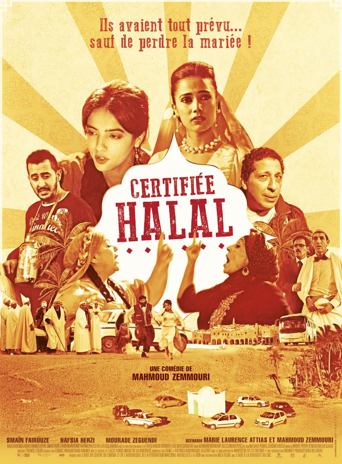 Certifiée Halal FRENCH WEBRiP