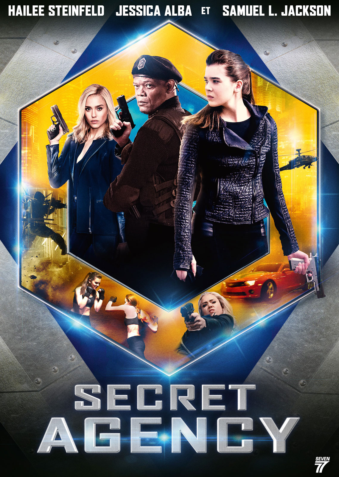 [MULTI] [BDRiP] Secret Agency