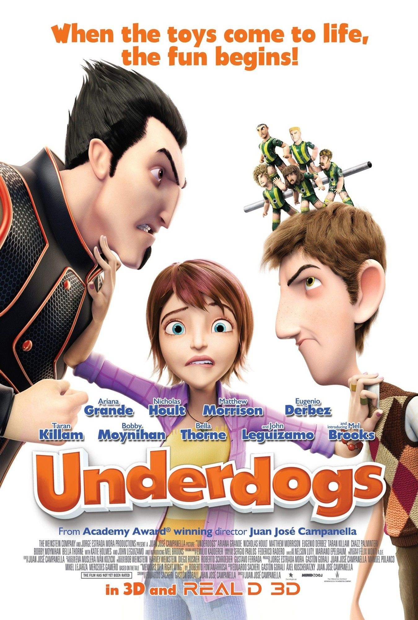 Underdogs VOSTFR HDRiP