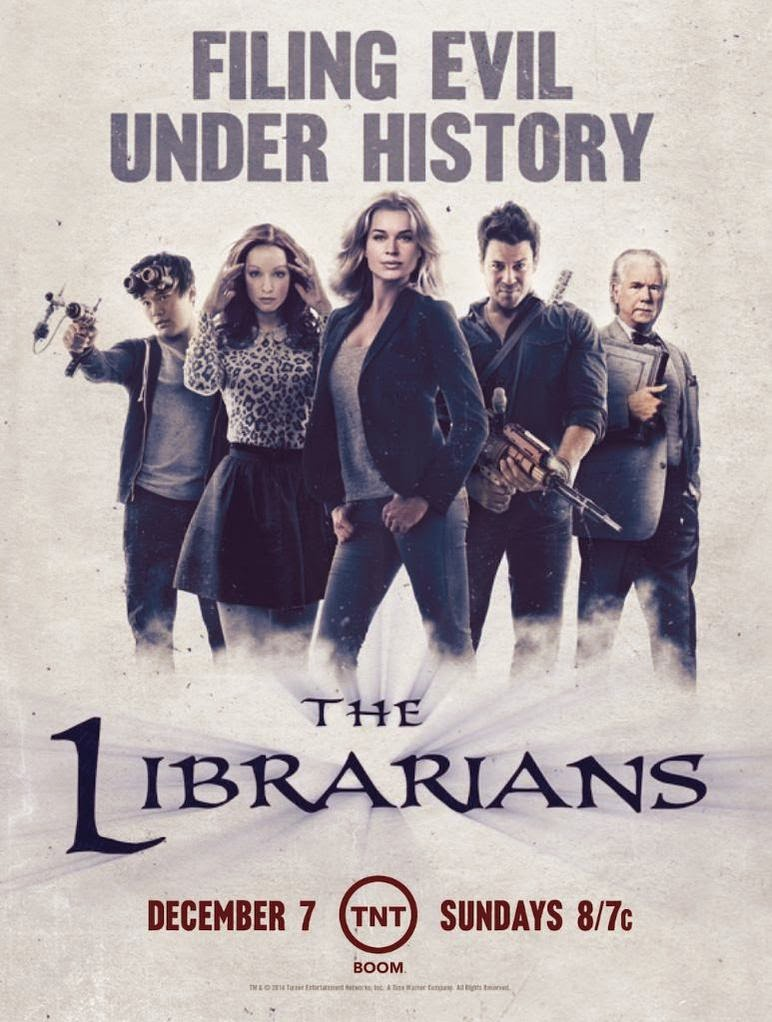 The Librarians US saison 3 en français