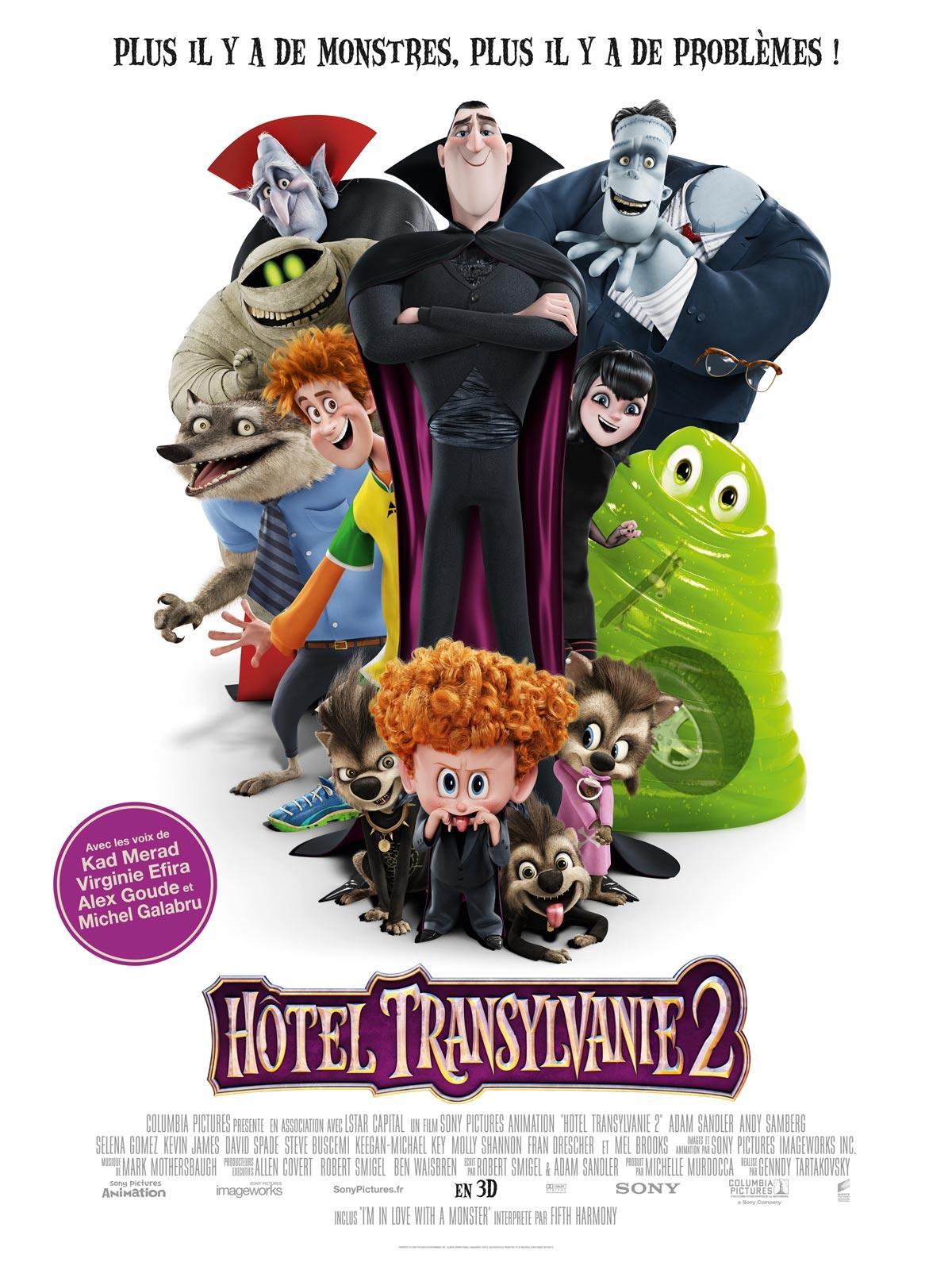 Hôtel Transylvanie 2 BDRiP FRENCH