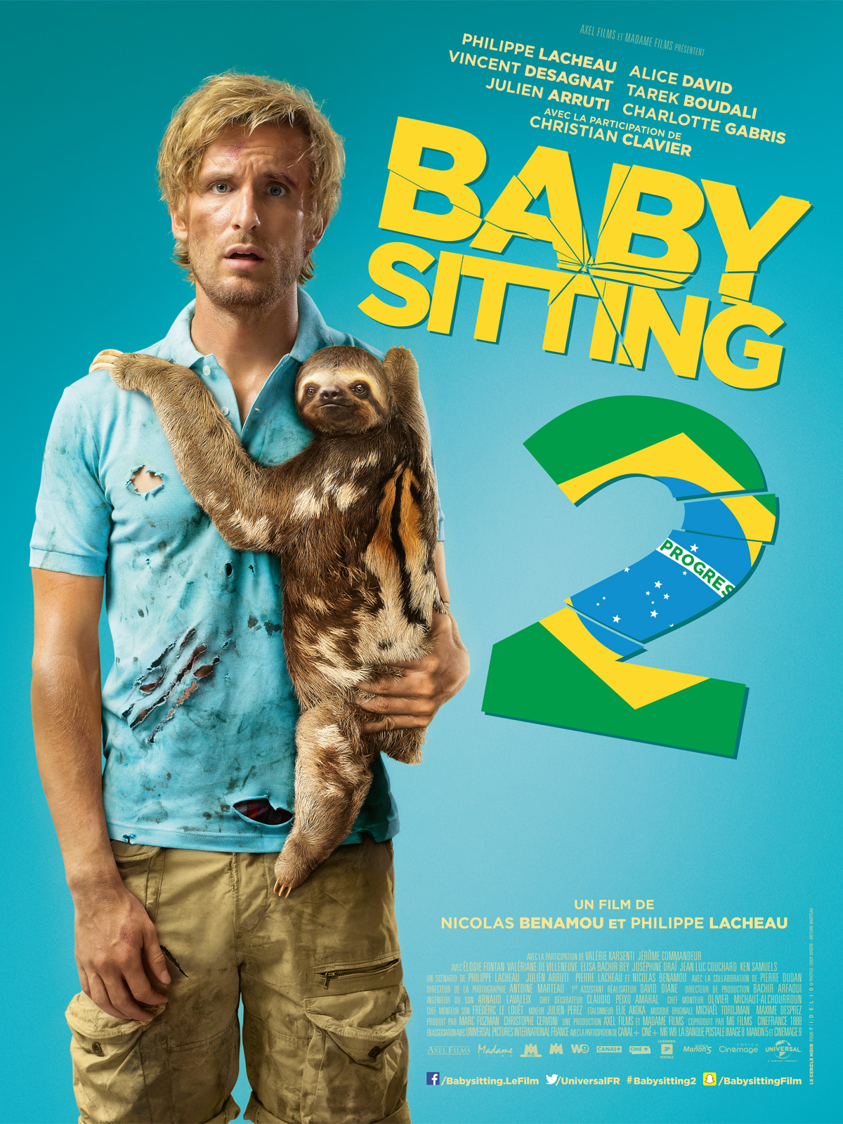 Babysitting 2 FRENCH BDRip