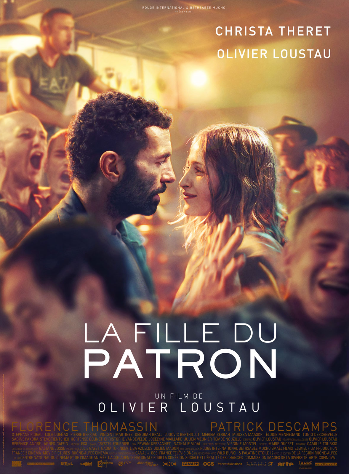 La Fille du patron FRENCH WEBRiP