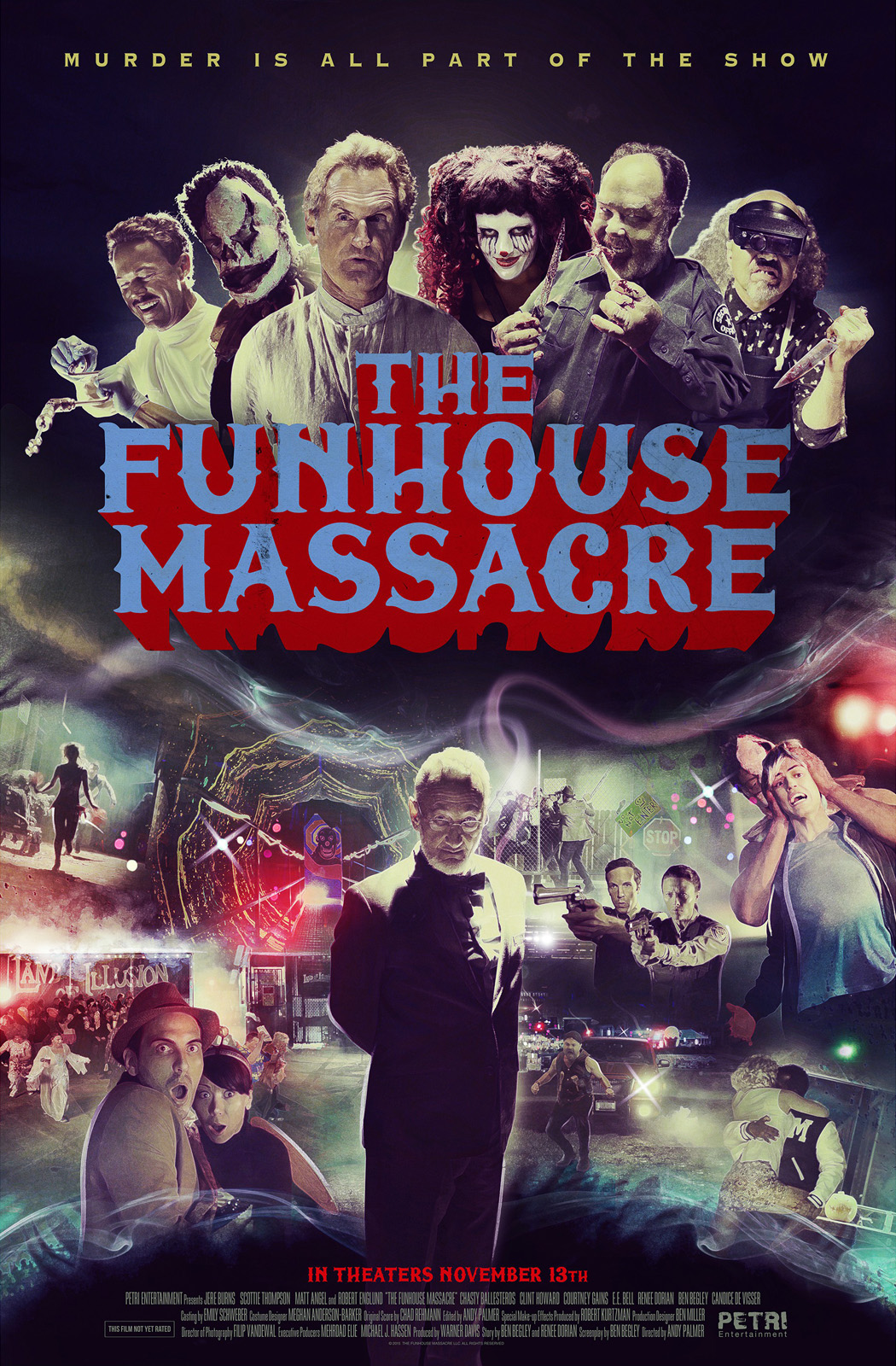 The Funhouse Massacre FRENCH BDRiP