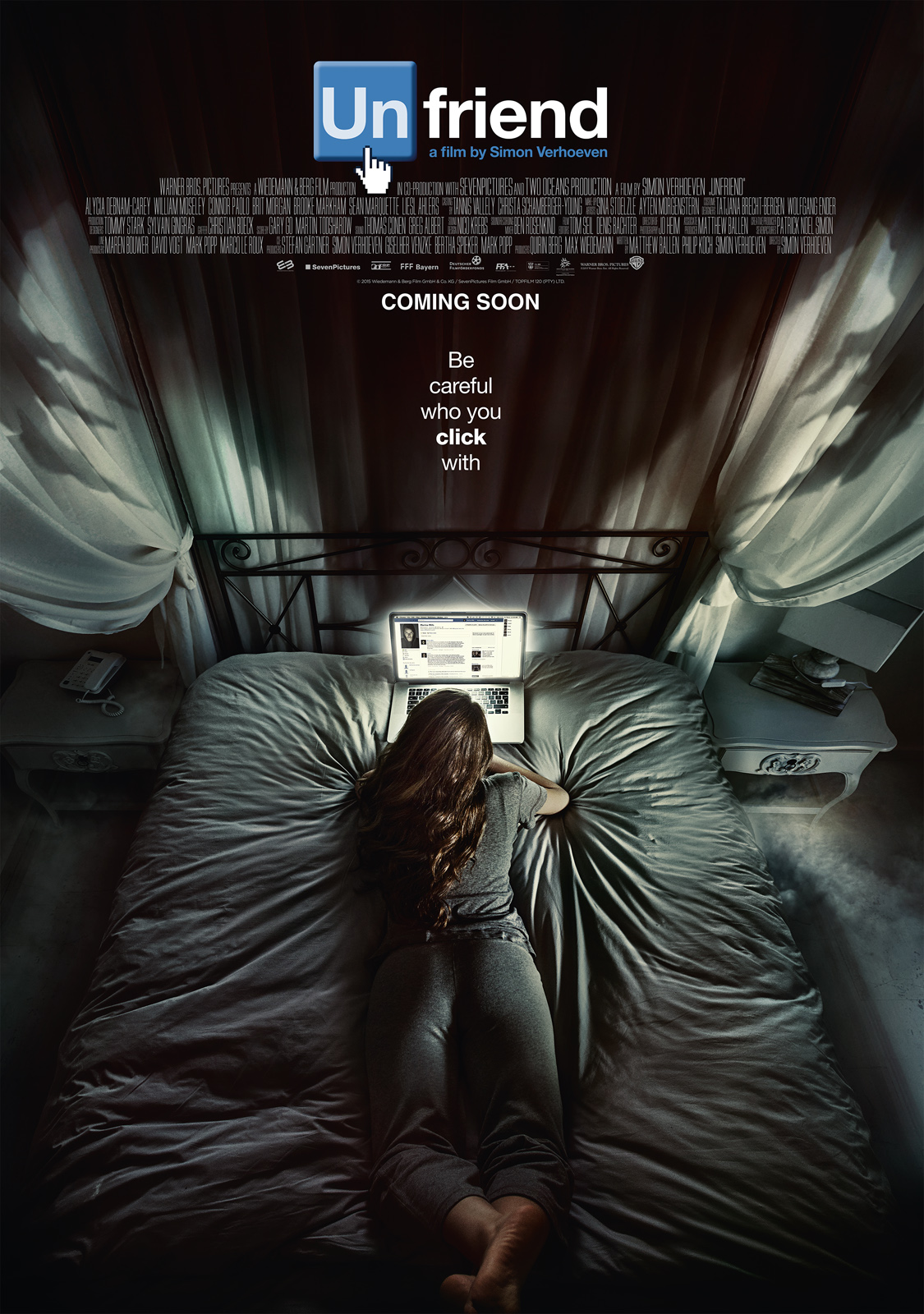Friend Request VOSTFR 720p WEB-DL