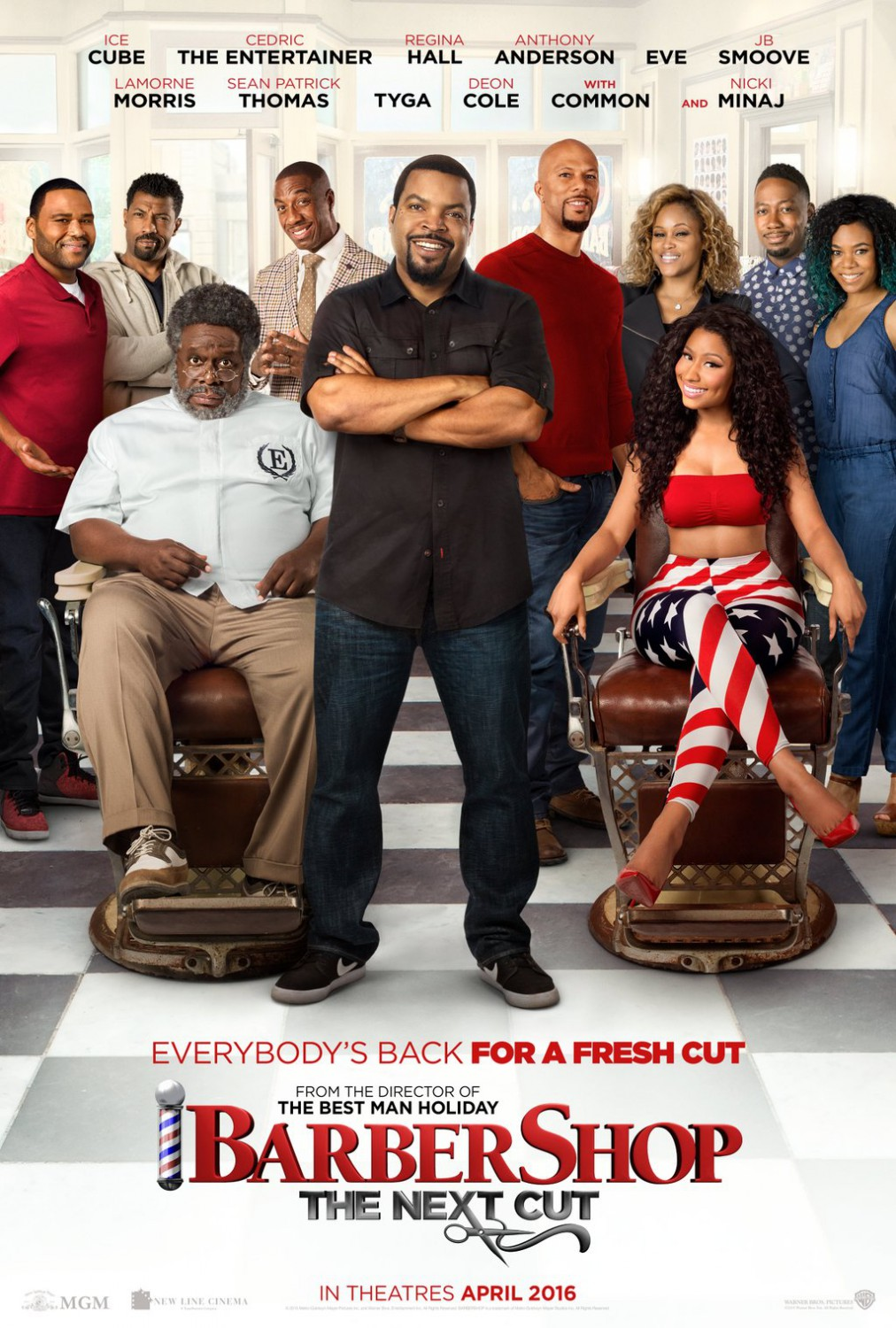 Barbershop: The Next Cut FRENCH BDRiP