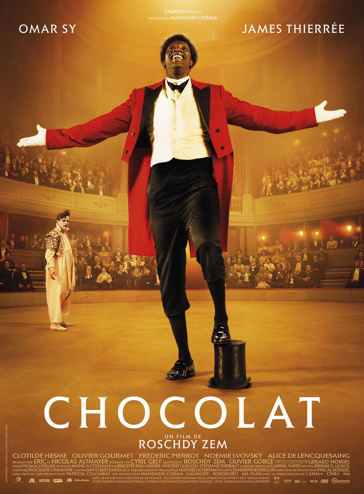 Chocolat FRENCH WEBRiP