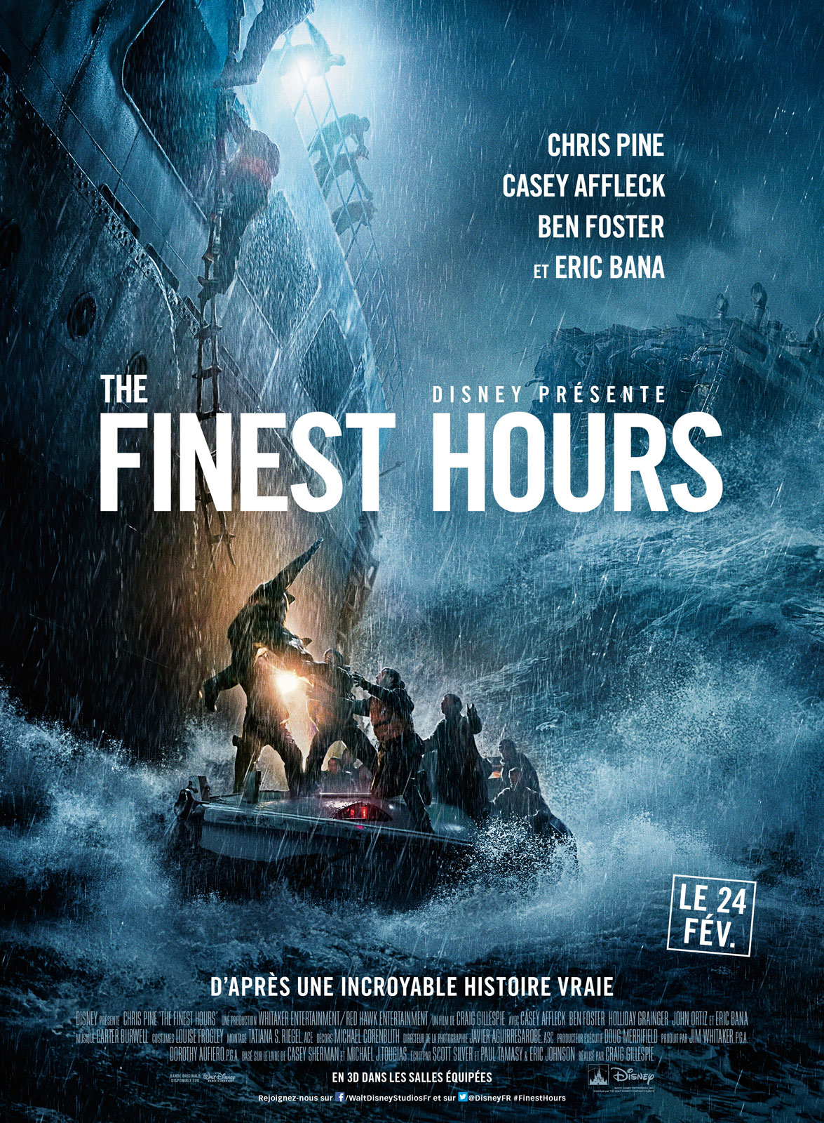 The Finest Hours TRUEFRENCH BDRiP