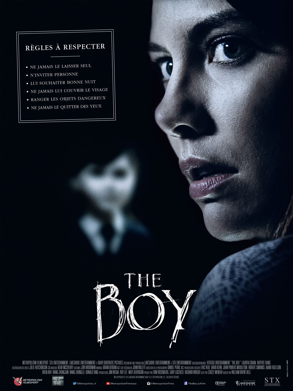 The Boy FRENCH DVDRiP