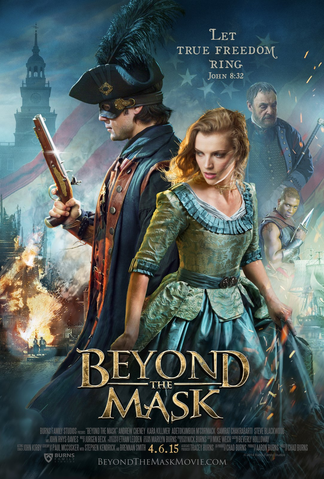 Beyond the Mask TRUEFRENCH BDRiP