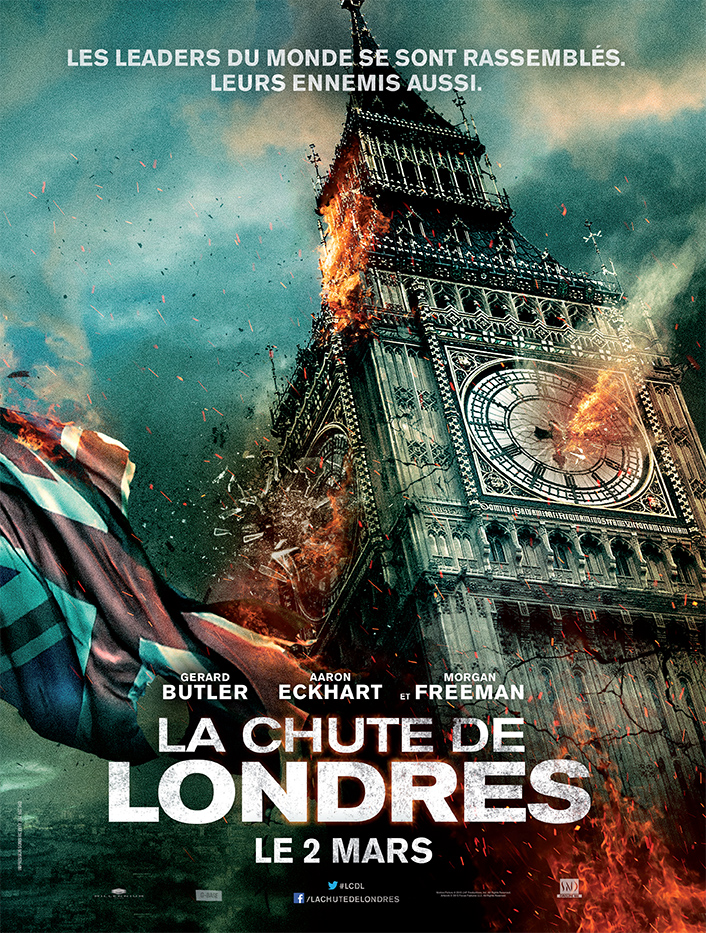 La Chute de Londres FRENCH BDRiP