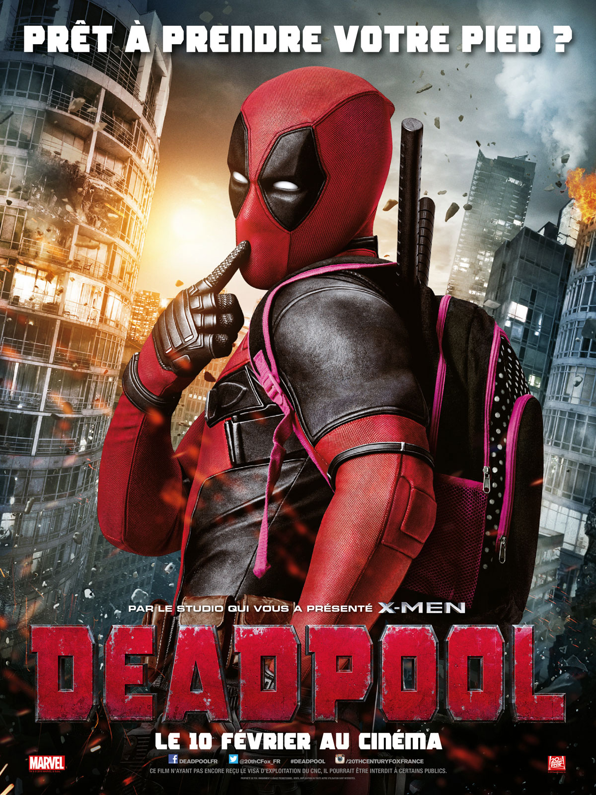 Deadpool FRENCH BDRiP
