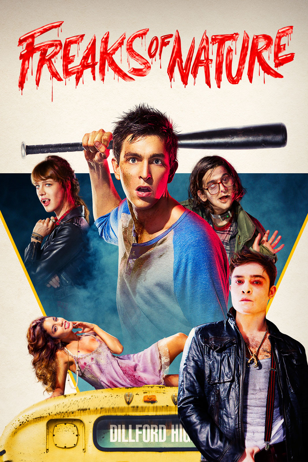 Freaks Of Nature TRUEFRENCH BDRiP