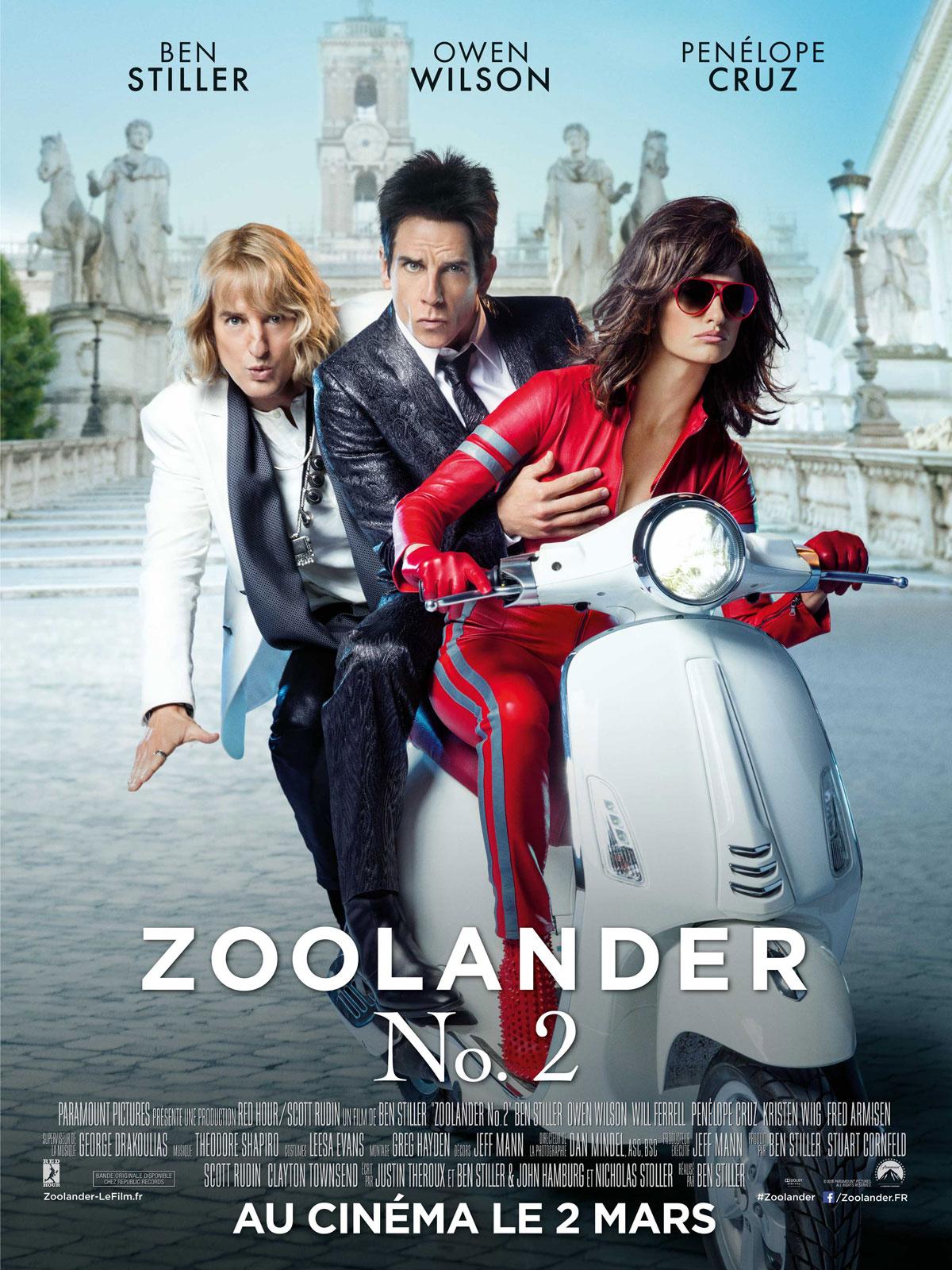 Zoolander 2 FRENCH WEBRiP