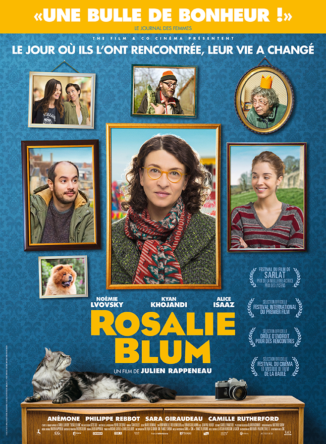 Rosalie Blum FRENCH BDRip