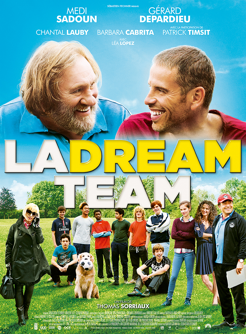 La Dream Team FRENCH WEBRiP