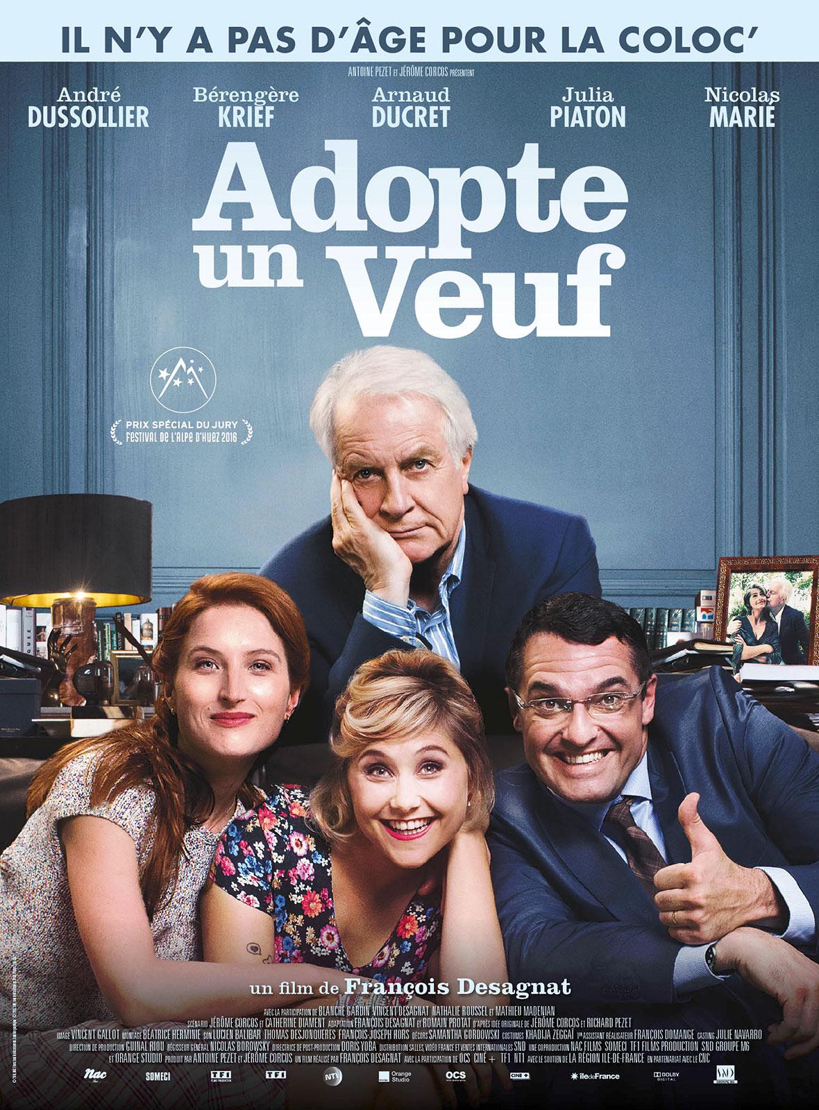 Adopte Un Veuf FRENCH BDRiP