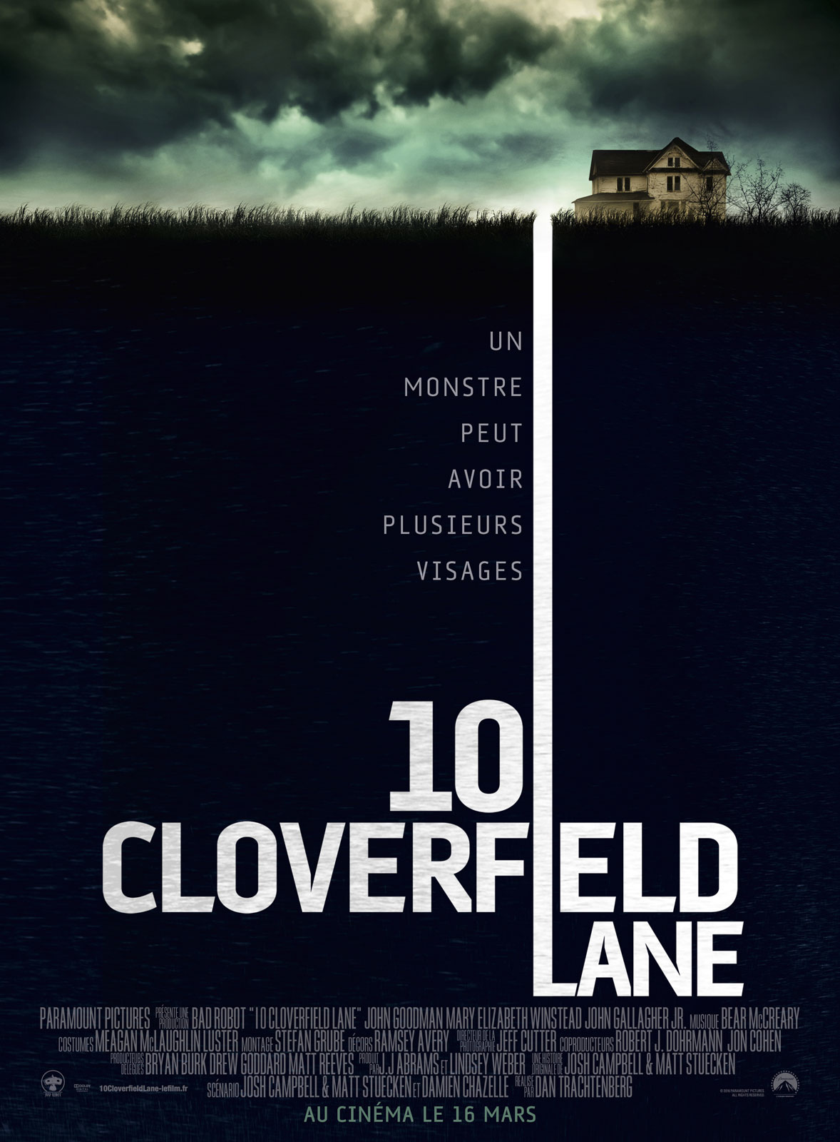 10 Cloverfield Lane FRENCH HDTS
