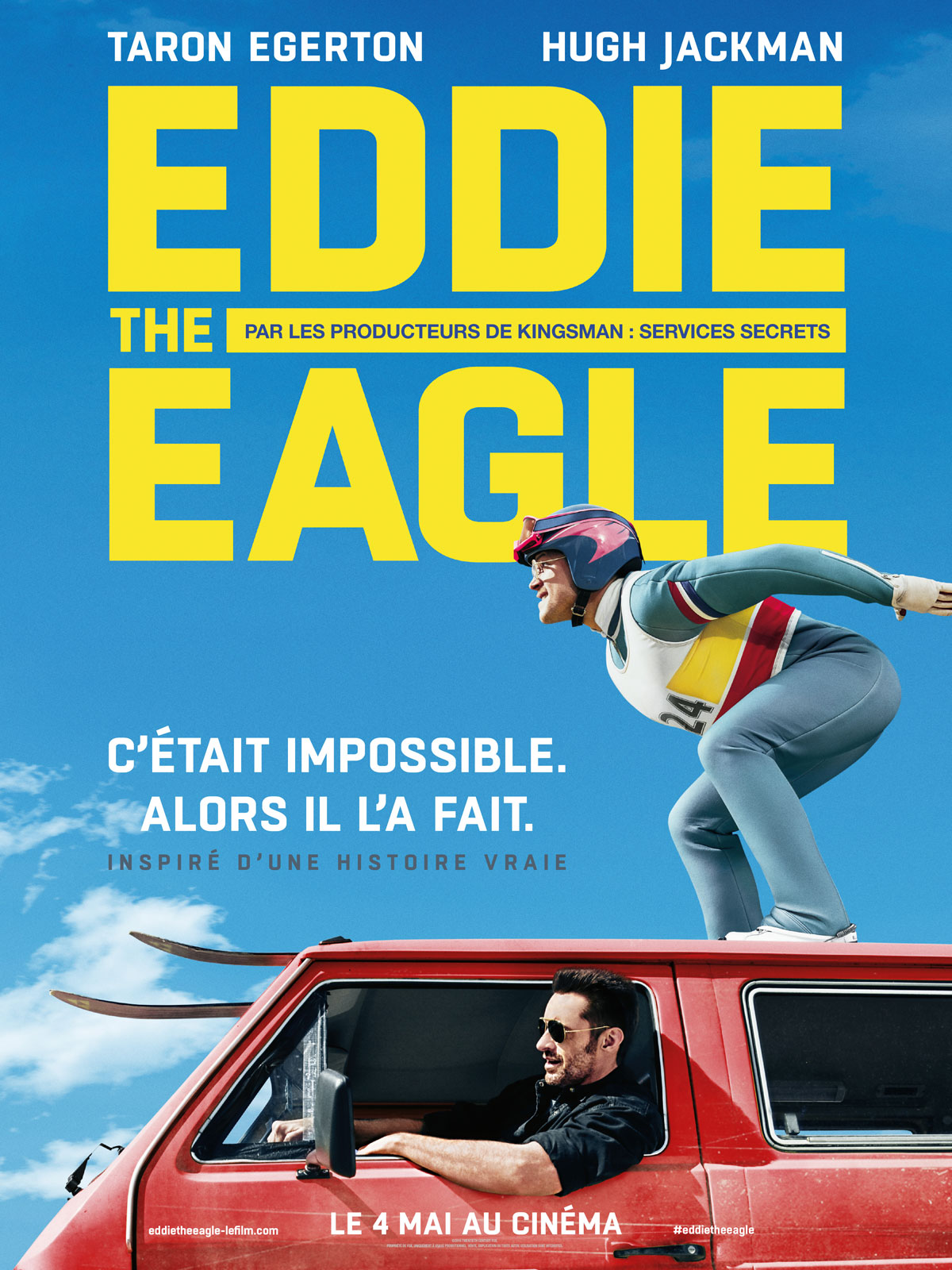 Eddie The Eagle TRUEFRENCH WEBRiP