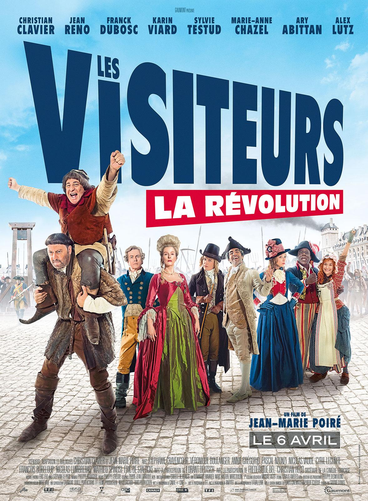 Les Visiteurs – La Révolution 2016 VF