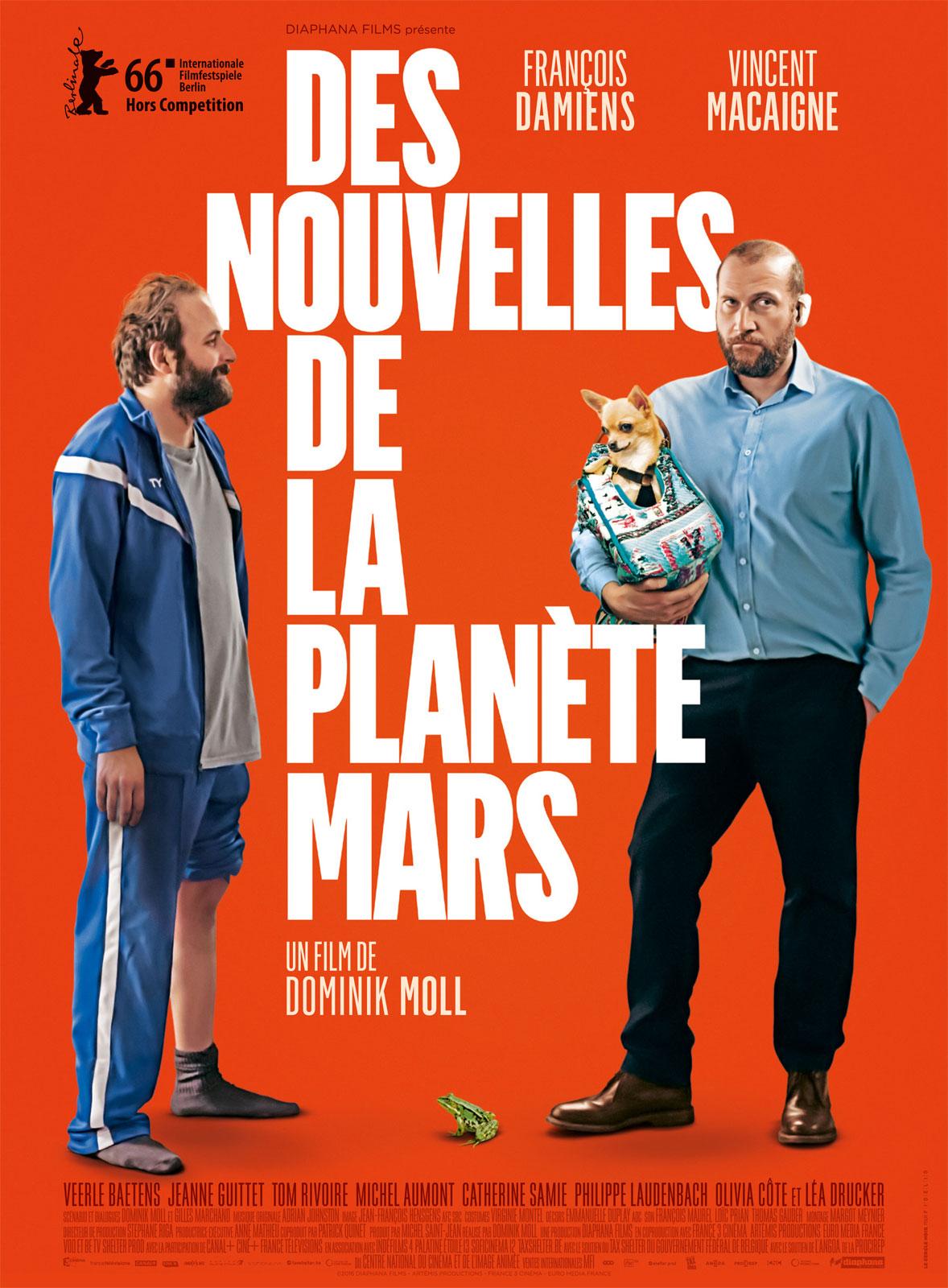 Des nouvelles de la planète Mars FRENCH 720p HD