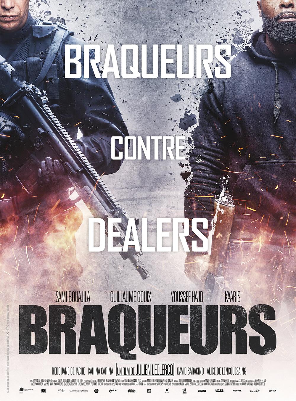Braqueurs contre Dealers