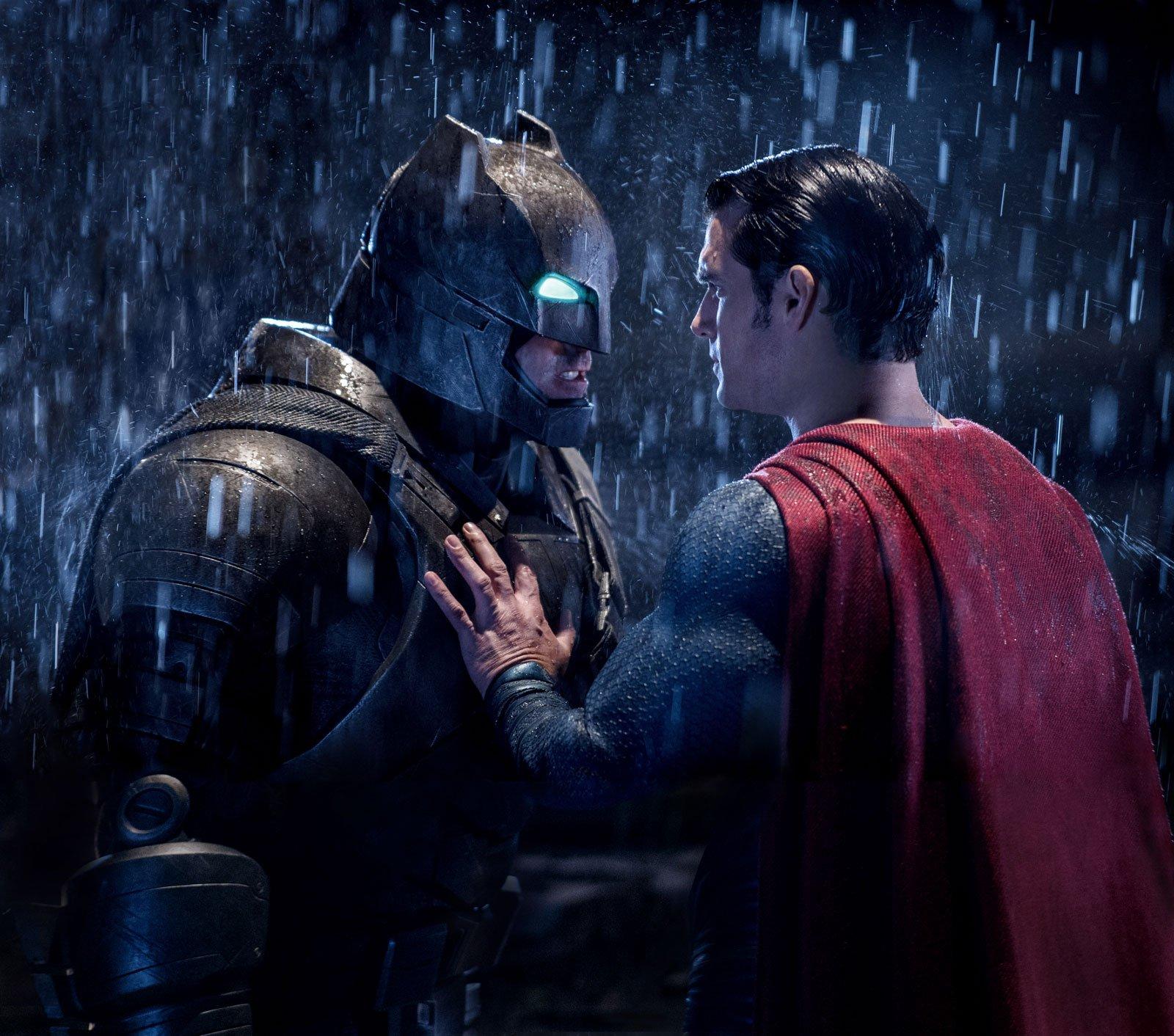 Batman Vs Superman - A Origem da Justiça - Foto
