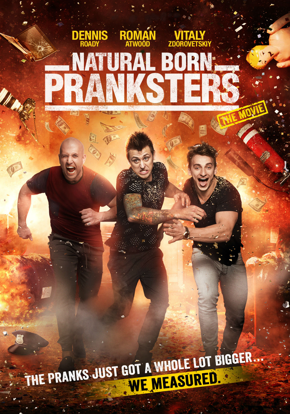 Natural Born Pranksters TRUEFRENCH WEB-DL