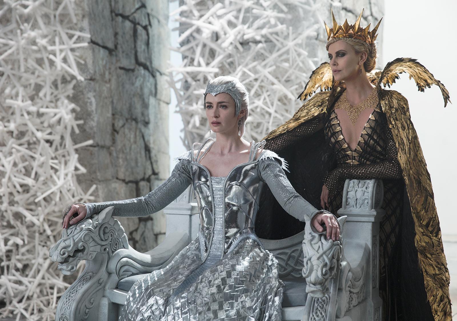 O Caçador e a Rainha do Gelo - Foto