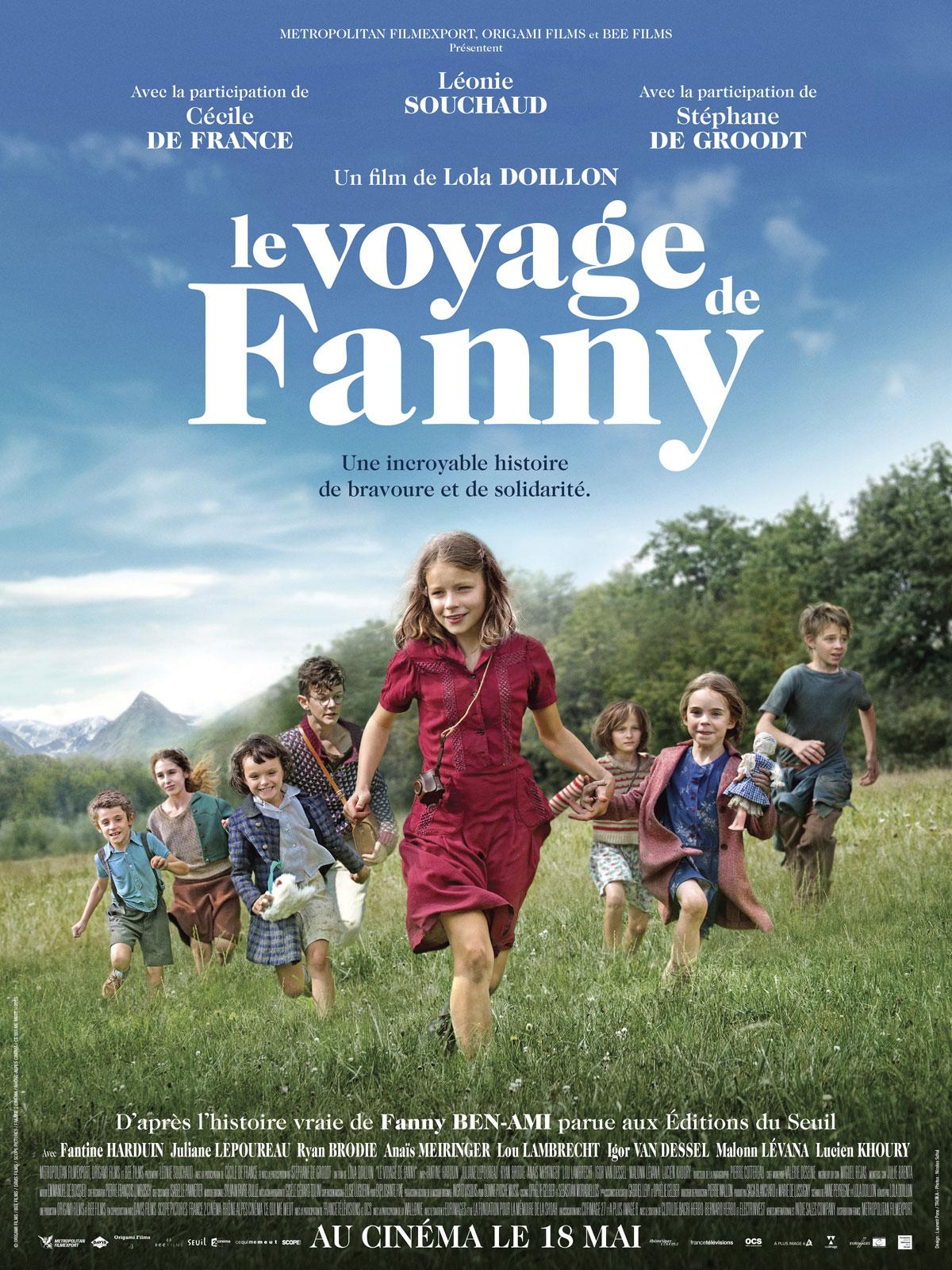 Le Voyage de Fanny FRENCH BDRiP